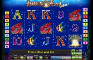dolphins pearl online